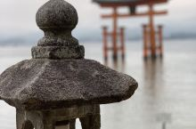 严岛神社。