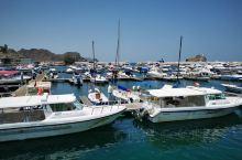 马斯喀特的游艇码头