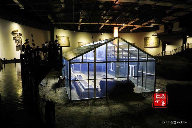 跨湖橋遺址博物館3