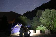 在红河谷住帐篷,遇见最美星河~