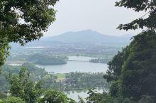 张家港香山 风景秀美、空气清新、心旷神怡 如果不是因为交通不便,香山肯定是人山人海的地方
