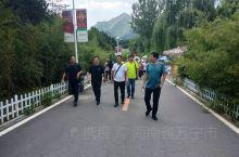 2019年8月30日天津蓟县盘山风景区二日游。