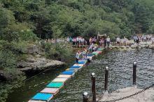 【终南山寨峡谷水上运动乐园】近20项惊险刺激的水上运动,项目有大脚丫、滑索过涧、缅甸桥、抽板过河、浮