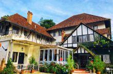始建于1937年的金马仑smokehouse是一个有着英伦复古风格的度假酒店,酒店环境超美,本身就是
