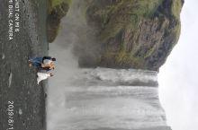 冰岛斯科加瀑布