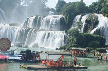 第一去这个地方,体验感还不错,瀑布还算是挺壮观的,对面就是越南,能深感自己祖国的强大,但是觉得在里面