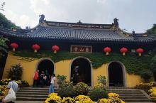 惠山寺与寄畅园相邻,始建于南北朝时期,距今已有1500多年的历史。因而在惠山寺留有不少古迹。比较有名