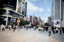 上海南京路步行街