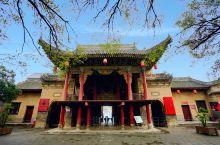 陕西泾阳县安吴堡村青训班革命旧址。这里是在抗日战争期间培训青年干部的重要场所。战争年代共举办了6期训