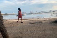 Bahol sea resort 我们所住酒店的海滩,比较天然