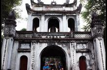 河内文庙。