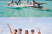 在海上做瑜伽,是什么样的体验?  这次去美国关岛旅行,体验了一次冲浪板瑜伽,太cool了! 冲浪板瑜