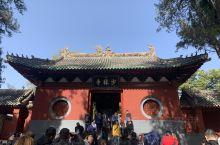 """禅宗之祖、武术之源——少林寺 少林寺是我国的佛教圣地,也是汉传佛教""""禅宗""""的祖庭。公元527年,印度"""