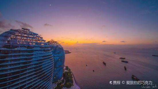 三亞鳳凰島度假酒店天空酒廊