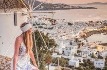 离天堂最近的地方——希腊米克诺斯岛  世界上有这么一个地方,用童话般、最接近天堂、梦幻等赞美的词语都