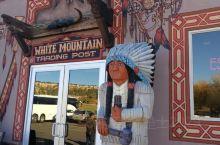 在前往凤凰城途中,我们看到了美国西部独特的地质地貌,色彩丰富,红、黄、白、赭。还有装饰着印第安民族服