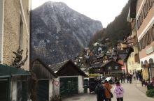 """奥地利的""""世界最美小镇""""哈尔施塔特世界文化遗产小镇。她被称为奥地利最壮美迷人的部分,哈尔施塔特小镇则"""