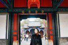 """山东济宁曲阜的孔府、孔庙、孔林,统称曲阜""""三孔"""",是中国历代纪念孔子,推崇儒学的表征,以丰厚的文化积"""