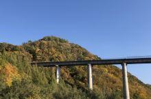 9月28日,从花园口出发去往长白山,沿途一路的风景。