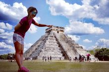 原来你是这样的墨西哥 | 探秘世界新七大奇迹金字塔  一提到金字塔可能大部分人想到的是埃及,其实墨西