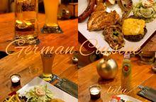 鹿特丹拱廊市场打卡扎扎实实的德国菜满满足足  04/02 Rotterdam   鹿特丹的第二晚正餐