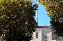 清真寺一景       ———土耳其  值得去的地方……~@