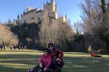 2019年的2月14日,我和老妈的城堡之约 阿尔卡萨尔城堡