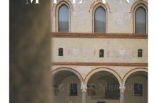 意大利 米兰历史见证·斯福尔扎城堡 . 斯福尔扎城堡Castello Sforzesco 斯福尔扎城
