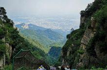 我在泰山风景区