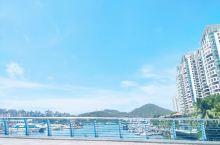 三亚之旅,基本上是度假酒店之旅,在jw万豪感受六一,在椰风长廊里被热浪侵袭。尤其在三亚香格里拉酒店,