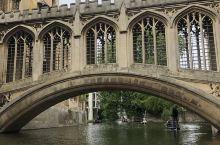 剑桥大学卡姆河上的数学桥,康桥 ,叹息桥!