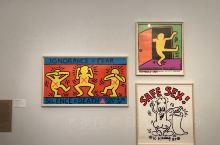 喜欢Keith Haring 喜欢Pop Art