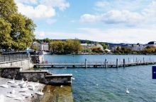 苏黎世作为瑞士大城市的担当,却满是欧洲小镇的舒适惬意。羡慕这里的人可以很容易就到湖边、公园,午餐或席