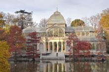丽池公园内的水晶宫!