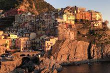 Cinque Terry, 色彩斑斓的五渔村,coastline,坐落于Liguria region