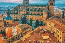 西班牙萨拉曼卡旅游| 最佳360度观景景点揭秘 今天星星要告诉大家,在萨拉曼卡旅游时,最佳俯瞰城市全