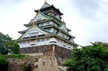 大阪城中城,天守阁