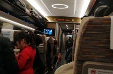郑州至珠海长隆海洋王国G545高铁旅游稍微有点长
