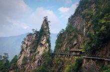 国家AAAA级景区,距黄山70公里,地形高差达一千余米,因而山高谷深,层峦叠嶂,群峰耸立,气势十分壮