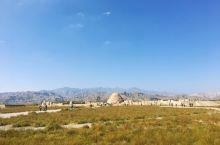 2017年10月4日 银川三日游-西夏王陵 真的是因为周星驰的大话西游跑来看西夏王陵的!是一种情节吧
