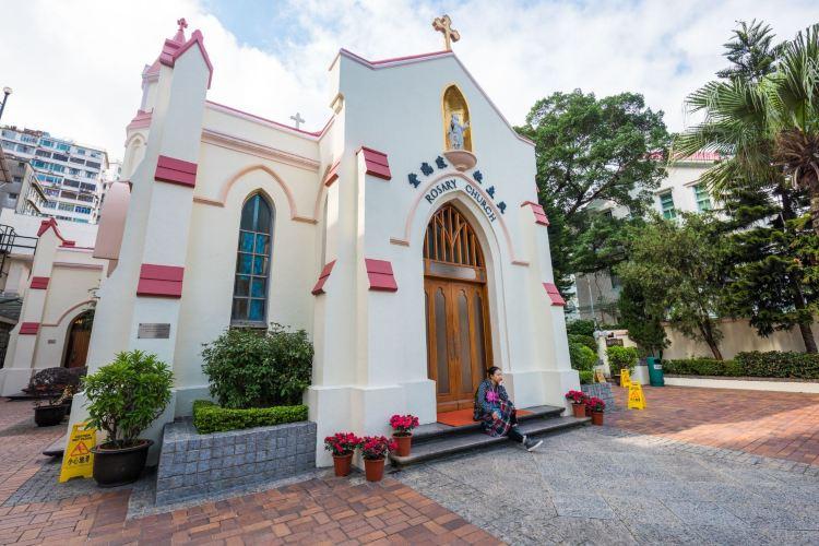 Tsim Sha Tsui Rosary Church4