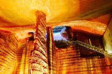 观世界奇迹:你知道这石窟是用来干什么的吗?至今无令人信服的解释。