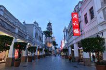 中山最热闹的步行街。 商业气息很浓,适合晚上朋友聚聚。