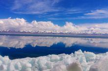 圣象 天门 ,位于 纳木错 北岸,属于 班戈 县。湖面海拔4700多米,悬崖绝壁观景处月4850米。