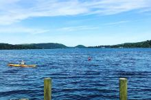 如果你也想来苏格兰感受浪漫--湖区  温德米尔湖 想看水怪吗?在英国除了尼斯湖以外,温德米尔湖也曾