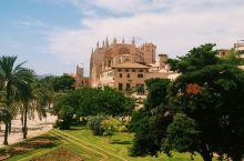 低调的奢华- 马略卡岛  帕尔马 大教堂  作为马略卡岛的首府,帕尔马这座海滨城市有着岛上最完善的城