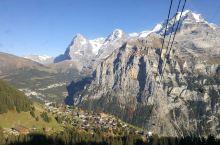 登雪朗峰可以360℃眺望阿尔卑斯山脉 这里是眺望少女峰、僧侣峰、艾格峰的最佳位置。 从施特歇尔贝格(