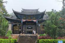 孟连县宣抚司暑!很有历史文化的一个建筑,可以去看一看!