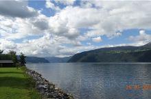 挪威峡湾、冰川、冰川湖风光