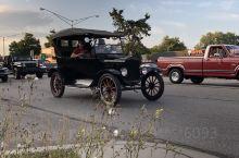 底特律 全球最大的老爷车巡游 westwood